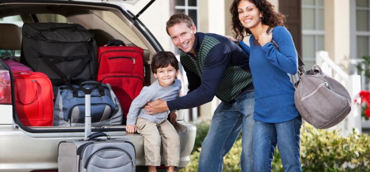"""Serviciul """"rent a car"""", ideal pentru călătoriile de familie"""