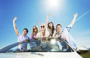 Group of young cheerful people with raised hands are enjoying in the car ride. [url=http://www.istockphoto.com/search/lightbox/9786750][img]http://dl.dropbox.com/u/40117171/summer.jpg[/img][/url] [url=http://www.istockphoto.com/search/lightbox/9786738][img]http://dl.dropbox.com/u/40117171/group.jpg[/img][/url]
